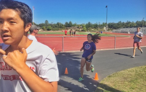 CCHS track and swim teams compete in annual aquathlon