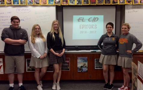 Meet the 2016-2017 El Cid Editors