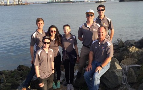 Despite coming up short this season, sailing team has bright future ahead