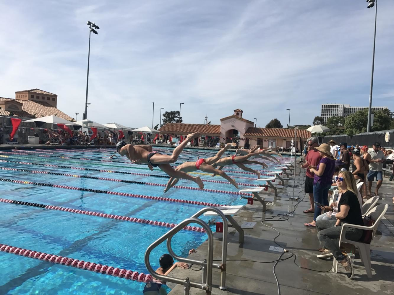 The+cathedral+Catholic+dons+varsity+swim+team+ended+the+regular+season+last+Friday+with+an+away+win+over+La+Jolla+high+school.+By+Tripp