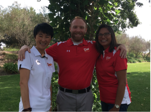 The Cathedral Catholic High School community welcomes Ms. Liu, Mr. Anthony, and Mrs. Berry to the staff this year.