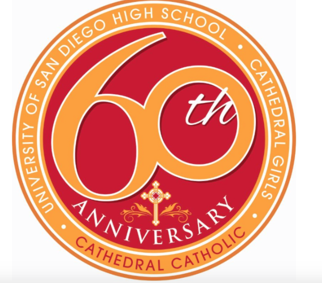 CCHS+creates+a+logo+specifically+for+the+60th+anniversary%2C+including+the+names+of+the+previous+campuses+along+the+circumference+of+the+circle.+CCHS+expresses+the+pride+in+the+60+years+of+Catholic+education+reached+this+year.+%0A