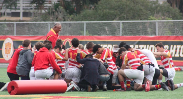 The+CCHS+rugby+team+joins+in+prayer+after+a+game+last+season.+Since+then%2C+many+of+the+seniors+seen+above+have+left+for+college%2C+but+the+team+has+high+hopes+for+the+coming+season%2C+shoe+drive%2C+and+New+Zealand+trip.+%0A