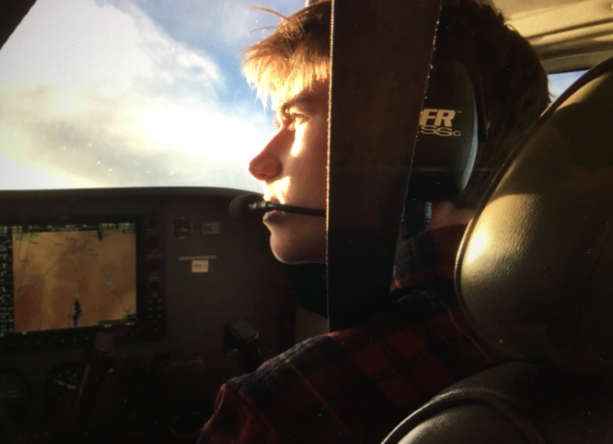 CCHS student Braden Boggs '19 is one of many CCHS students pursuing their callings at an early age.