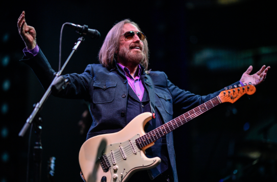 A week before his death, Tom Petty, an American musical icon, performs during the last leg of his recent 40th anniversary tour.