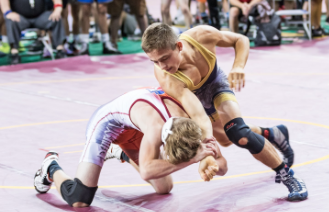 Coaches Gigliotti and Wallace inspire teamwork among wrestlers