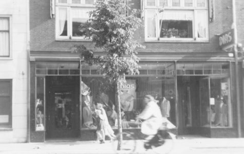 In the town of Utrecht, Netherlands, Mr. Emiel Lopes Dias and his family lived above their family-owned store until the Nazis took over the business at the beginning of World War II.