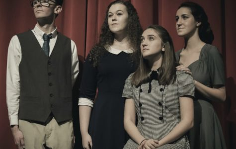 CCHS drama remembers Anne Frank