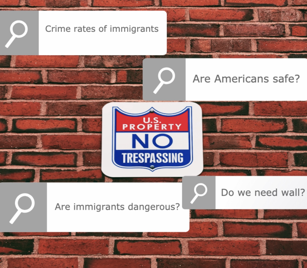 A plethora of questions are asked in regards to the border wall, as many people search for facts and statistics behind the polarizing issue.