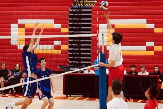 Boys+volleyball