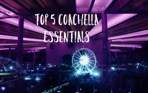 Top five Coachella essentials