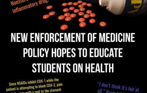 Medicine policy enforced, promoting education