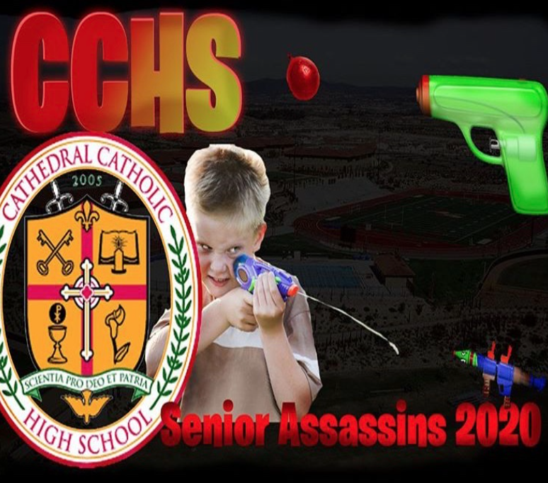 This year's senior assassins advertisement was moved to Instagram first time in CCHS history.