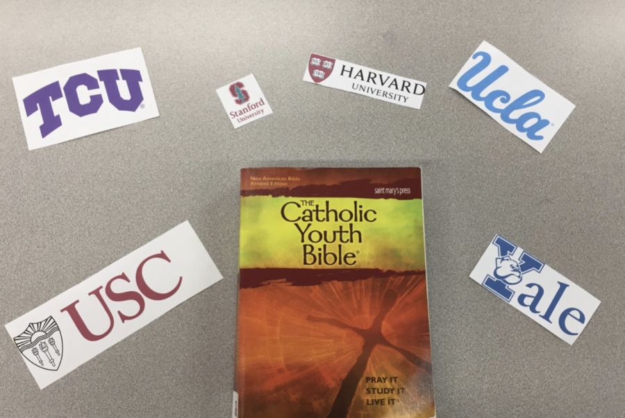 As the stir of college applications continues, students have expressed their concern of writing about their faith in college applications.
