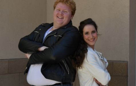Acting has become an important part in the life of Travis Miller '21, participating in acting both on and off campus. Miller and CCHS alumna Janna Shakiba '19 play father and daughter in CCHS's production of All Shook Up.