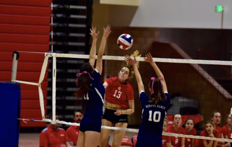 Volleyball moves into CIF