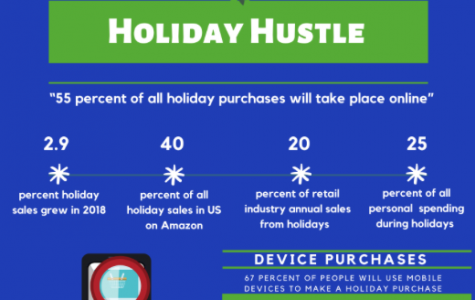 The holiday season proves to be among the busiest times of the year concerning sales. As the frequent usage of online shopping for gifts expands over time, so does the risk of encountering scams in search of one's personal information. Statistics courtesy of websitesetup.org