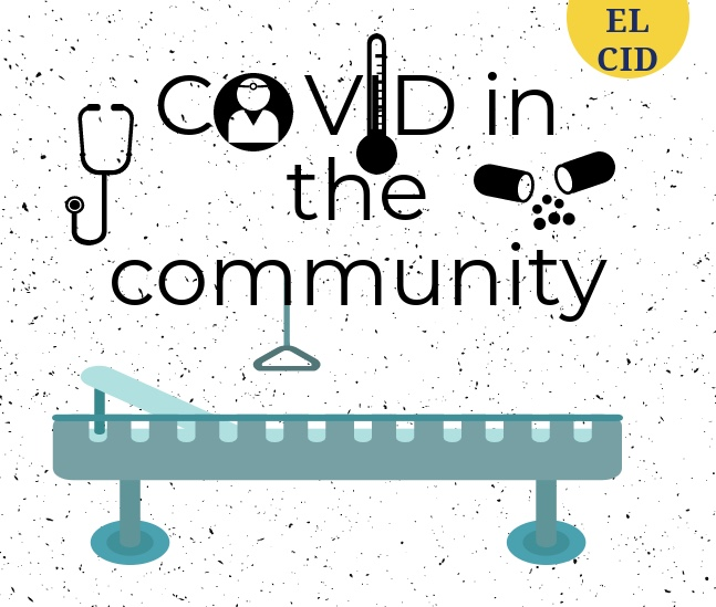 COVID in the community: Mrs. Nadine Kassity-Krich