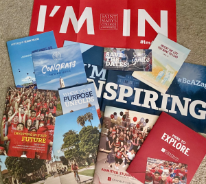 With most college decision deadlines less than a month away, many high school seniors struggle with deciding to attend a college or university they have never visited.