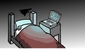 Your bed: your greatest enemy and only chance at survival